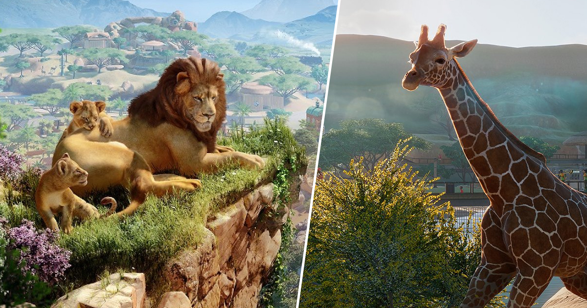 Planet Zoo Is A Zoo Tycoon Successor With A Genuine Sense Of Purpose