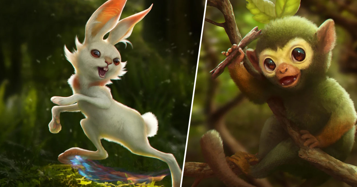 Pokemon Sword/Shield Starters Re-Imagined Detective Pikachu Style Are Adorable