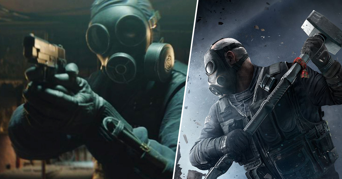 Rainbow Six Siege Teased For PS5 And Next-Gen Xbox