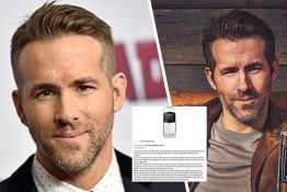 Ryan reynolds review