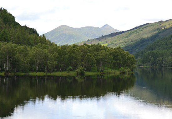 Scottish lake