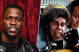 kevin hart/bill murray in scrooged
