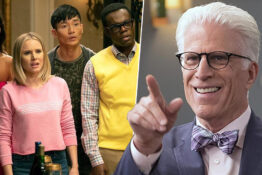 the good place characters