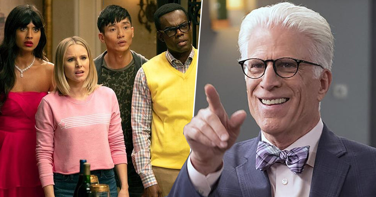 The Good Place Is Ending After Season 4