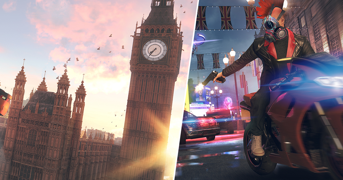 Watch Dogs Legion Preview: An Open World London To Lose Yourself In