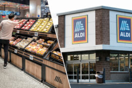 aldi supermarkets