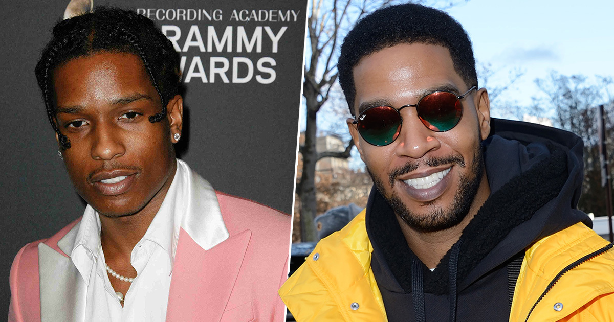 ASAP Rocky Says A Tour With Kid Cudi Is 'The Goal'