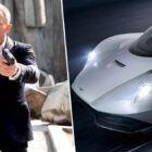 Aston Martin's New Valhalla Hypercar Will Be Used In Bond 25