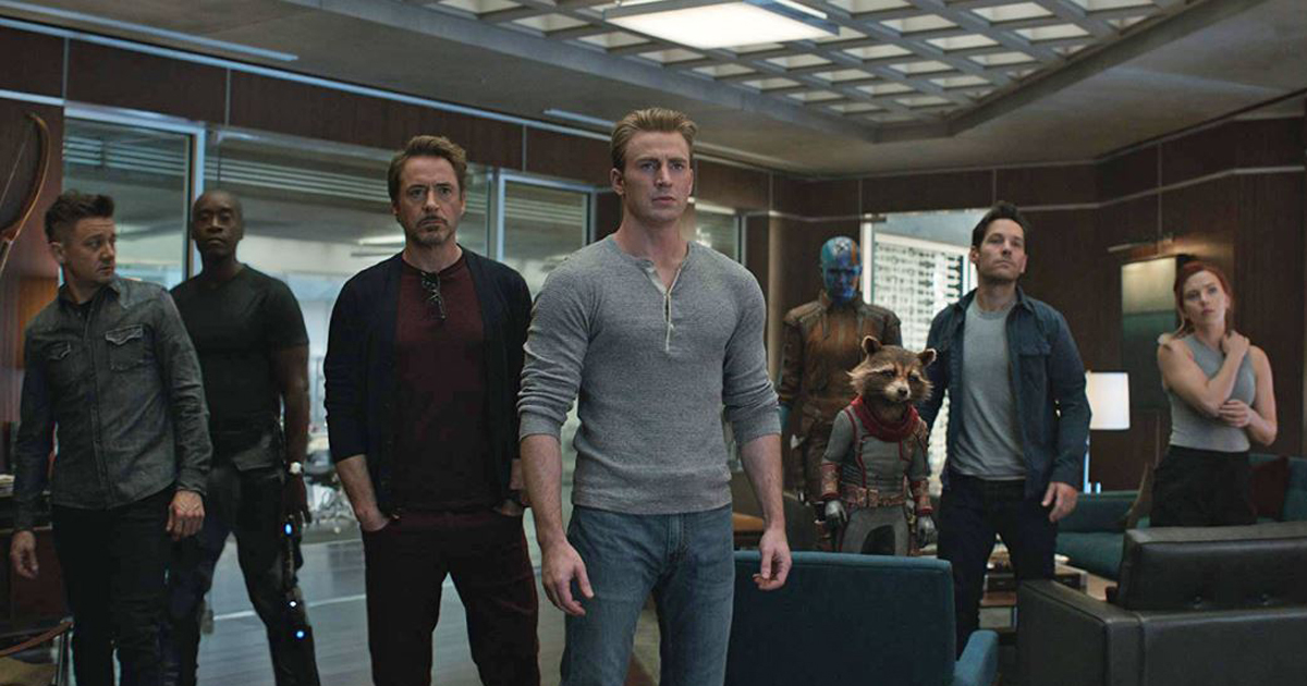 Avengers: Endgame Getting Re-Released Next Weekend With New Footage