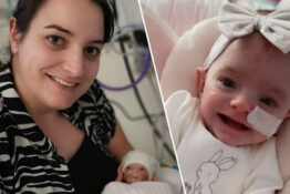 Mum who suffered 13 miscarriages finally has baby girl