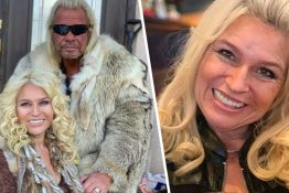 Beth Champan, wife of Dog the Bounty Hunter