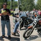 Hundreds Of Bikers Gather To Pay Tribute To Seven Killed In Devastating Crash