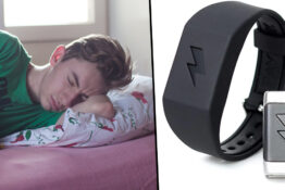 Watch will help you stop sleeping in.