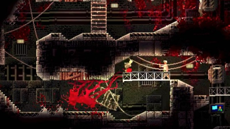Carrion Is A Gory Brutal Reverse Horror That Turns Us Into