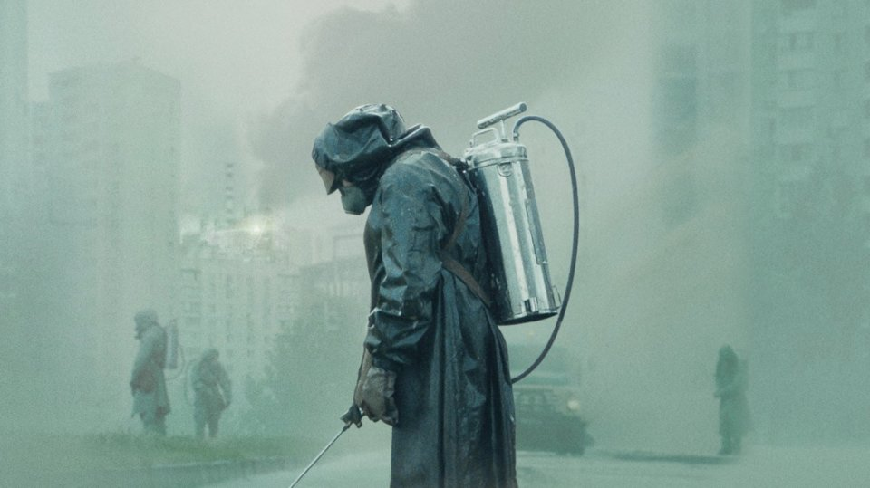 Chernobyl clean up
