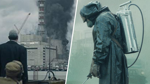 Viewer spots 'time capsule' in Chernobyl.
