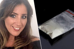 British teacher dies after swallowing cocaine.