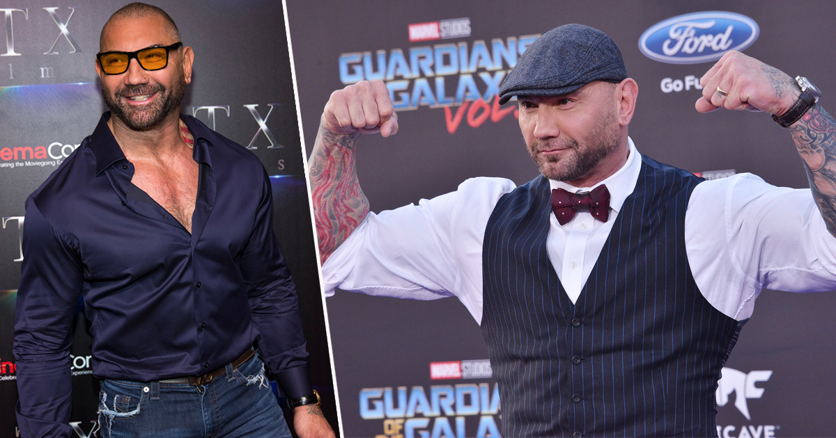 Dave Bautista Fires Back At Homophobic Bishop In Incredible Tweet
