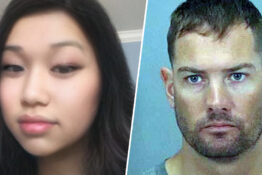 Student uses Snapchat filter to trap police officer.