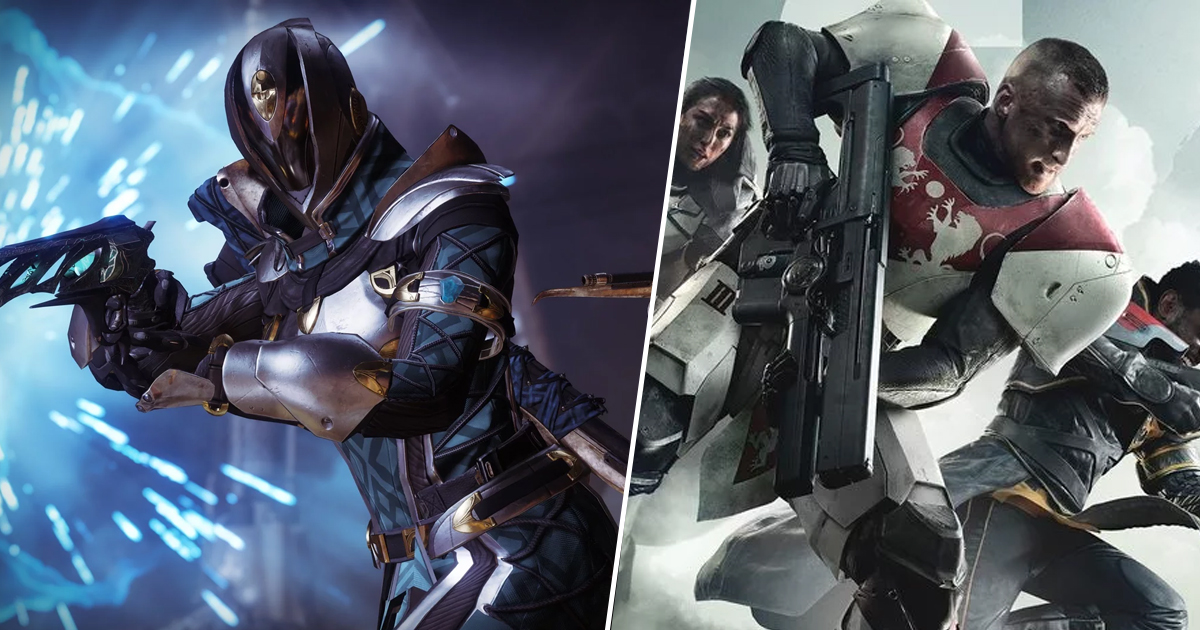 Destiny 2 Is Going Free To Play And Coming To Steam, According To Leak