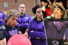 Professor wants to ban dodgeball from schools.