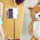12-Year-Old Overcomes Fear Of IVs By Inventing Teddy Cover For Other Sick Kids