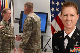 General Makes History By Becoming First Female Commander Of US Infantry Division
