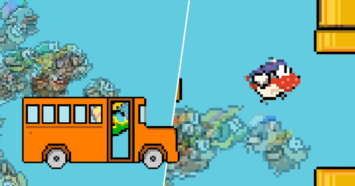Flappy Bird Returns As Browser-Based Battle Royale Because This World Is Cursed