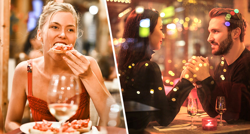 One-Third Of Women Admit To Going On A Date For A Free Meal