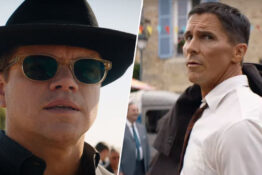 Ford V. Ferrari Trailer Sees Christian Bale And Matt Damon Build World's Greatest Race Car