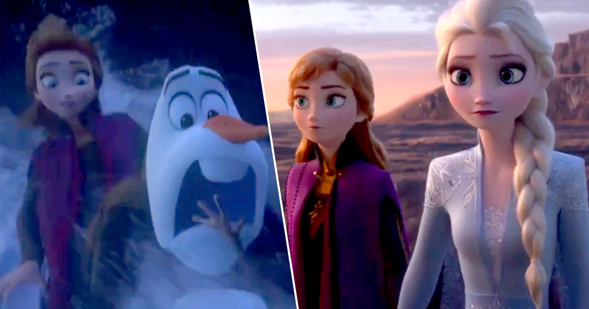 Frozen 2 Trailer Released By Disney