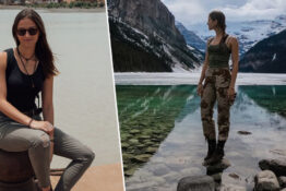 21-year-old girl has travelled to every country on earth.