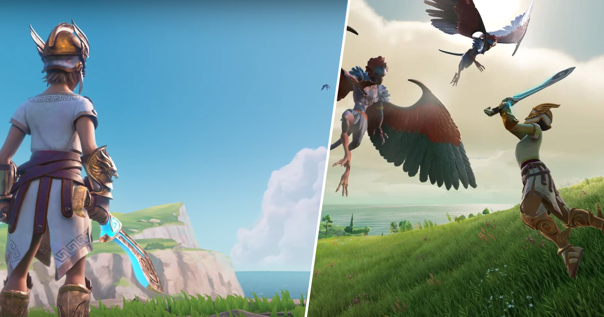 Zelda-Style Open World Game Gods & Monsters Unveiled By Ubisoft
