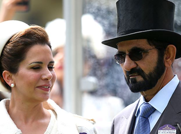Princess Haya Dubai Ruler's Wife 'Takes £31 Million To Start New Life' After Filing For Divorce