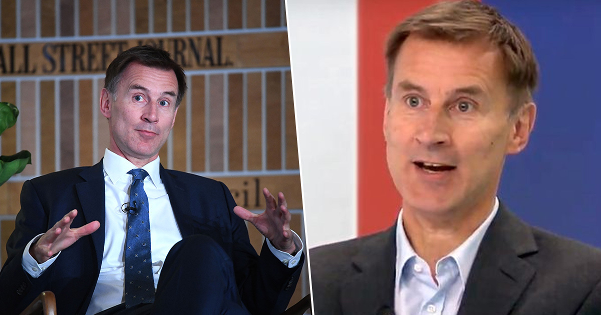 Jeremy Hunt wants to limit abortions to 12 weeks