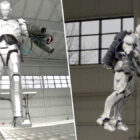 Real Ironman Suit That Flies Built By Former MythBuster Adam Savage