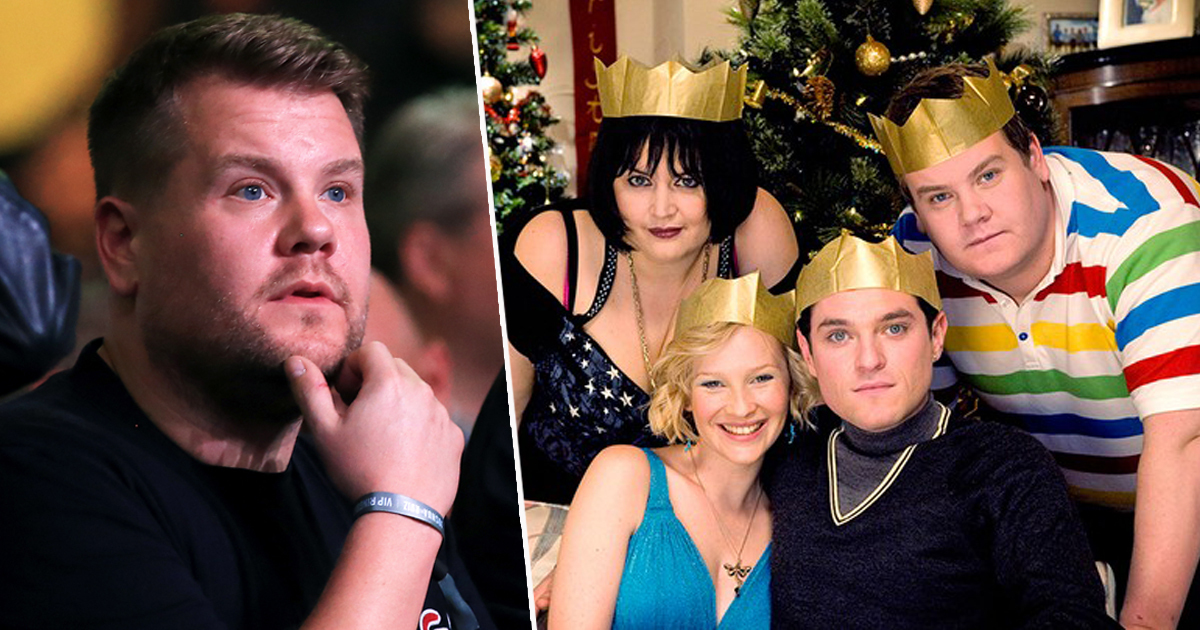 James Corden Says 'Fear' Drove Him To Write New Gavin And Stacey Episode