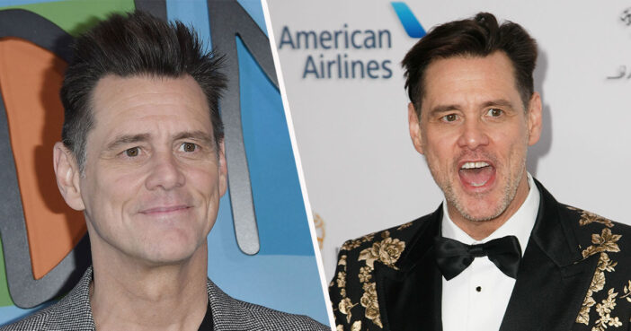 Jim Carrey won't take selfies with fans.