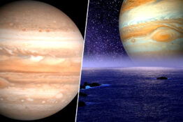 Jupiter will be visible from earth this month