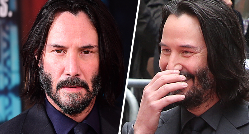 Petition to nominate Keanu Reeves as Time person of the year.