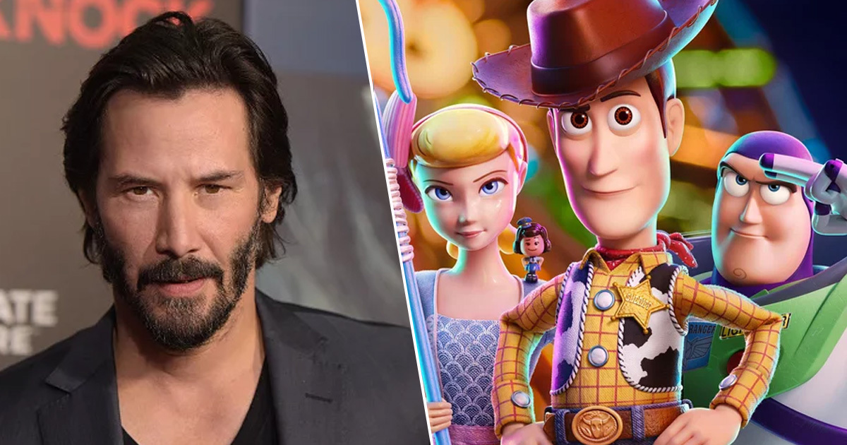 First Reactions For Toy Story 4 Are In And Keanu Reeves 'Steals The Show'