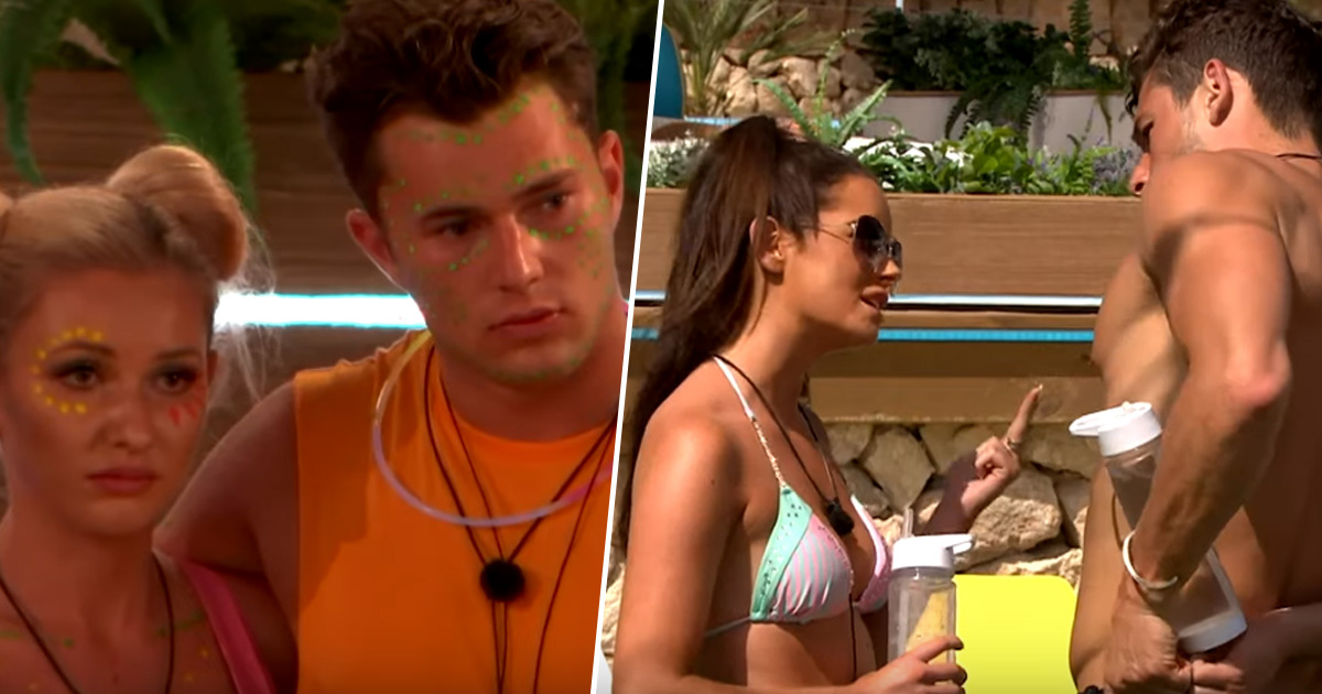Tonight's Love Island Will Be 15 Mins Longer Due To Explosive Dumping