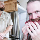 Dad Has Chowed Down On Raw Meat And Rotten Flesh For Ten Years