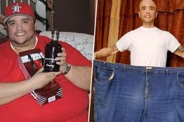 46 Stone Man Loses Over Half His Bodyweight After Discovering Love Of Running
