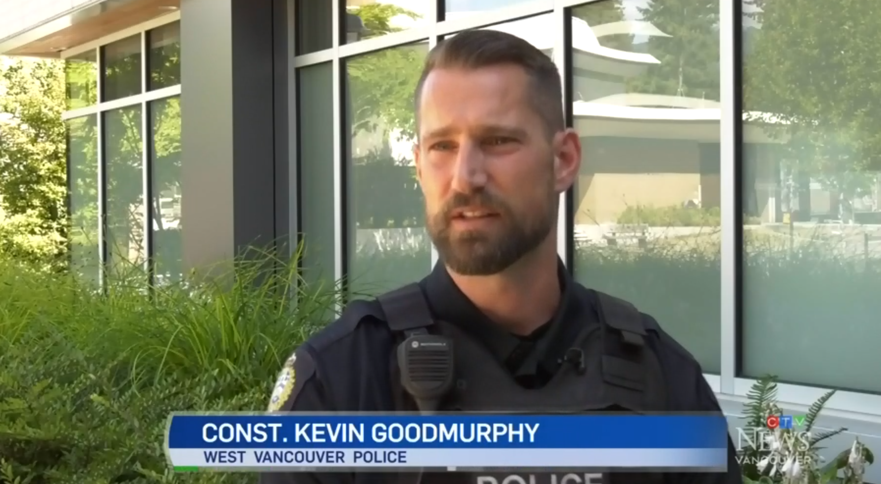 police constable kevin goodmurphy