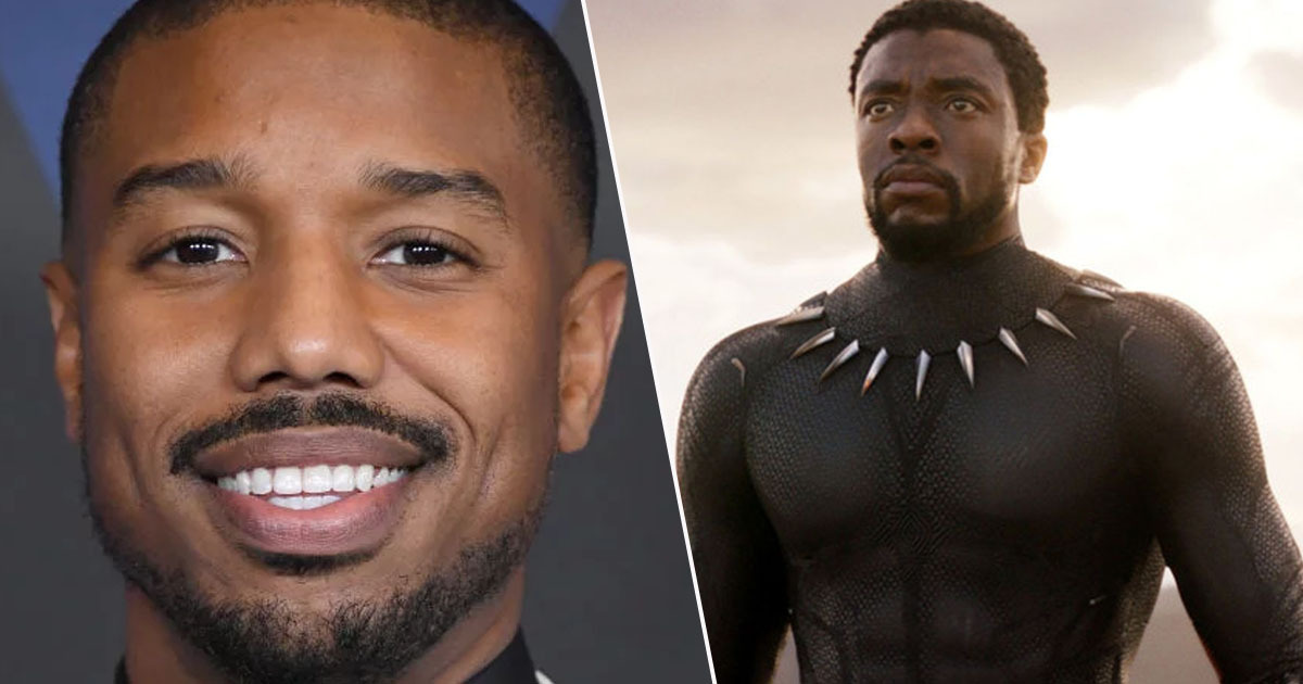 michael b. jordan/black panther
