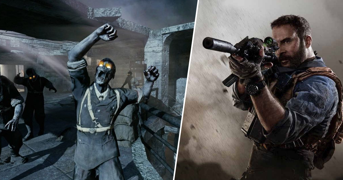 Call Of Duty: Modern Warfare Won't Have Zombies Mode