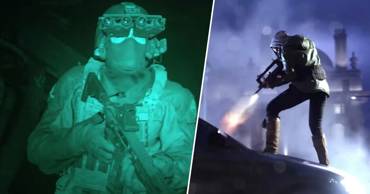Modern Warfare Will Allow Cross Play Between PS4 And Xbox