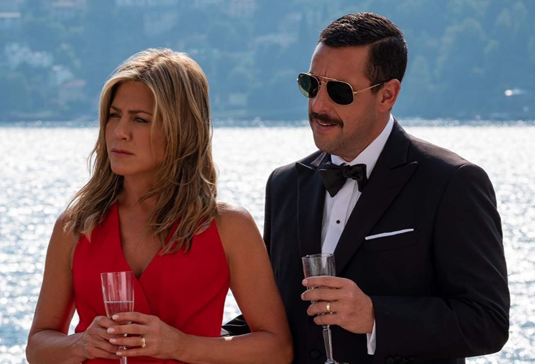 Adam Sandler Jennifer Aniston Netflix