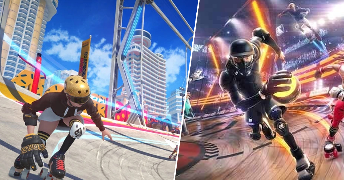 Free-To-Play Roller Champions Announced By Ubisoft, Demo Available Now